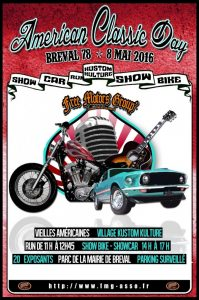 Breval 78 American Classic Day 08-05-2016